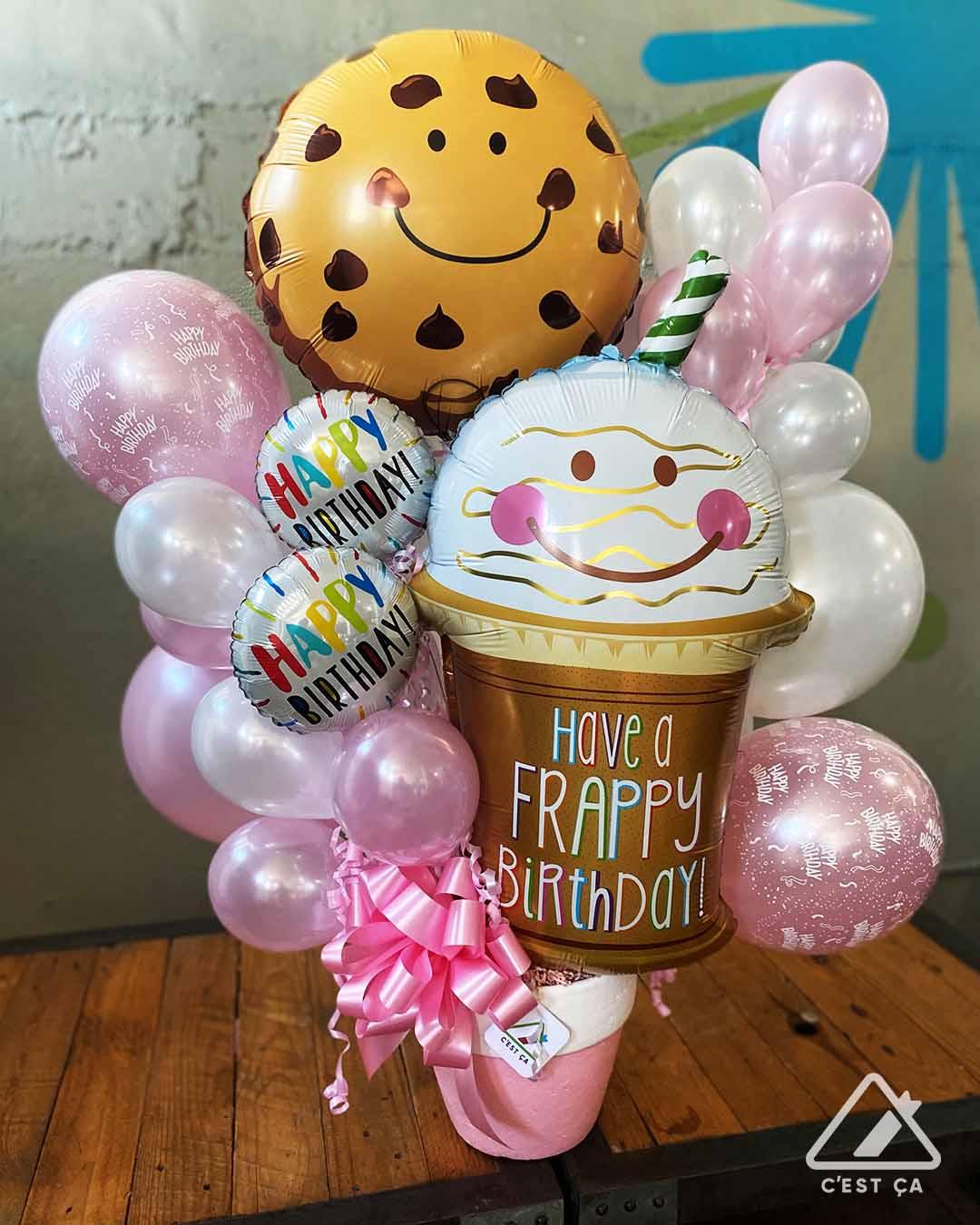 Frappy Birthday